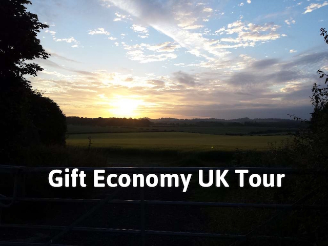 Shirty Music Gift Economy UK Tour 2016