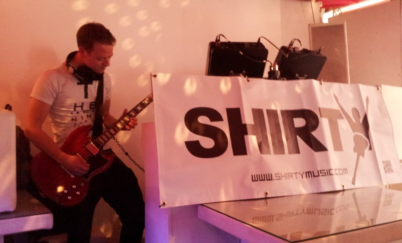 Shirty at Trance Sanctuary, London 18/05/13
